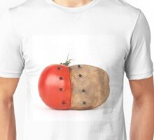 Tomato and Potato Unisex T-Shirt