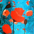 Poppy Paradise by BenPotter