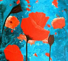 Poppy Paradise by BenPotter