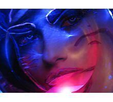 Goddess Of  Our Galaxy Photographic Print