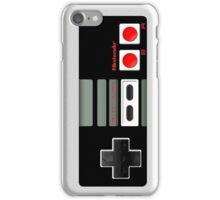 Classic old vintage Retro game controller iPhone Case/Skin