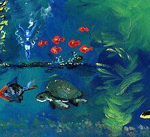 Undersea by SoleilSmile