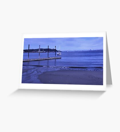 Puget Sound  Greeting Card