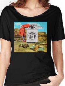Watching machine Women's Relaxed Fit T-Shirt