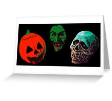 halloween 3 season of the witch Greeting Card