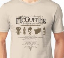 McGuffin's Curio Shoppe Unisex T-Shirt
