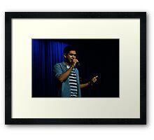 Jules Aca Framed Print