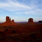 Monument Valley  by ChelseaSelf