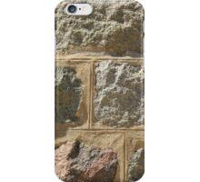 Granite Bricks iPhone Case/Skin