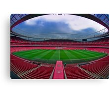 Emirates Stadium Canvas Print