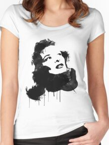stencil Women's Fitted Scoop T-Shirt
