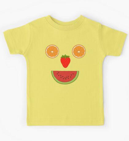 Fruit face Kids Tee