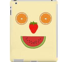 Fruit face iPad Case/Skin
