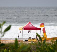 Surf Life Savers - Culburra Beach by Phill Danze