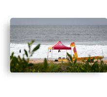 Surf Life Savers - Culburra Beach Canvas Print
