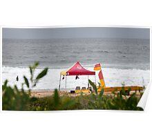 Surf Life Savers - Culburra Beach Poster