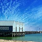 Busselton Jetty by Eve Parry