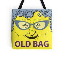 Old Bag Tote Bag