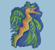 Sea Dragon Tee by Kayleigh Walmsley