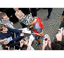 Lance Armstrong Photographic Print