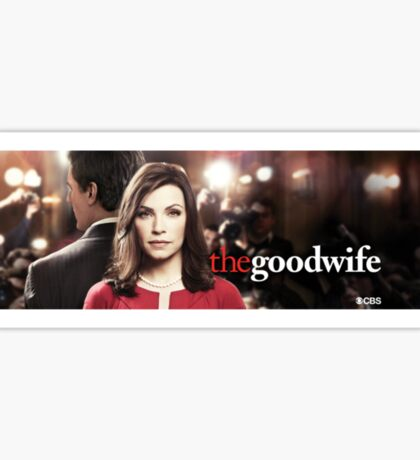 The Good Wife Sticker