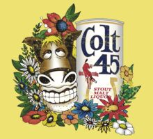 Spicoli's Colt 45 Kids Tee