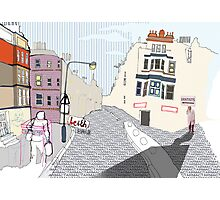 Leith Walk Photographic Print