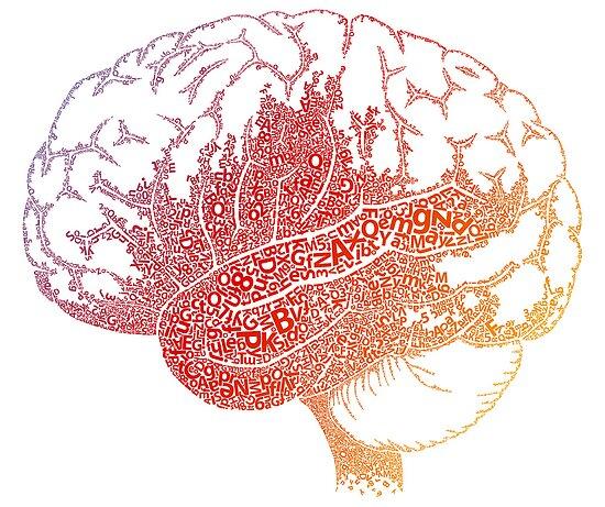 Brain letters by jordygraph