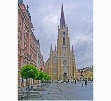 Name of Mary Church, Novi Sad, Serbia Unisex T-Shirt