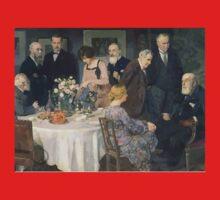Jules Alexandre Grün A Group of Artists Baby Tee