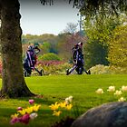 Tee Time in Springtime by Monica M. Scanlan