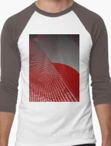 Roaming Red Men's Baseball ¾ T-Shirt