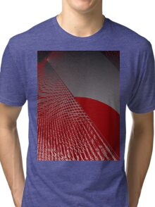 Roaming Red Tri-blend T-Shirt