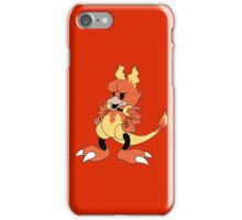 Blaine's Fire Duck #126 iPhone Case/Skin