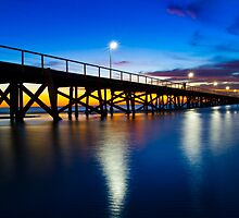 Semaphore Jetty by Nathan Waddell