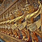 Temple of the Emerald Buddha by Brian Winshell