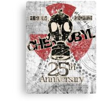 CHERNOBYL 25th ANNIVERSARY REMEMBRANCE  Canvas Print