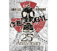 CHERNOBYL 25th ANNIVERSARY REMEMBRANCE  Photographic Print