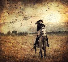 Riding by Julia Shepeleva