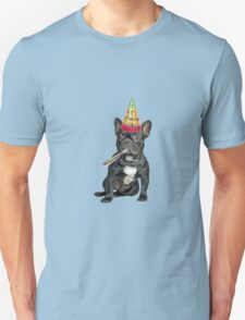 French Bulldog Birthday T-Shirt