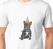 French Bulldog Birthday Unisex T-Shirt