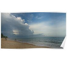 Cloud with window Poster