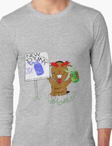 usa new york tshirt by rogers bros co Long Sleeve T-Shirt