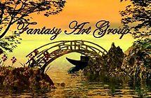 FANTASY ART GROUP LOGO by plunder