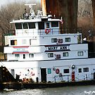 Barge named MaryAnn by kneff