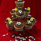 Chocolate Chip Cupcakes by AnnDixon