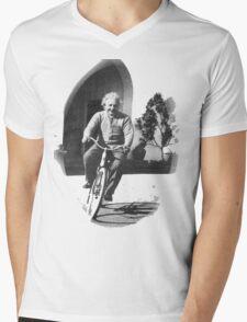 Genius @ Play Mens V-Neck T-Shirt