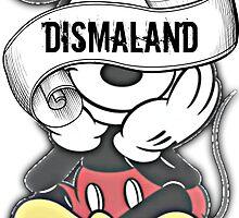 Mickey Mouse ~ Dismaland by ShiaS123