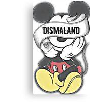 Mickey Mouse ~ Dismaland Canvas Print