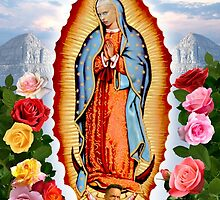 Our Lady Of Die Antwoord by Jamie Sucré
